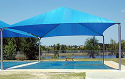 shade structures, outdoor shades
